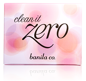 Clean It Zero packaging