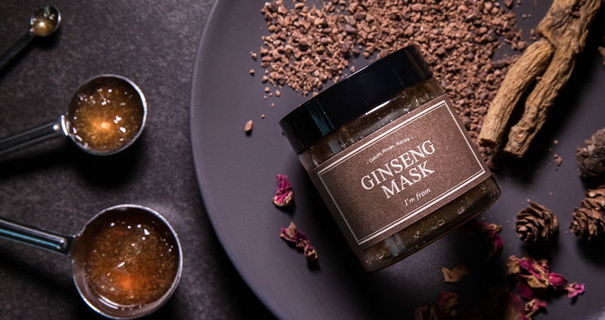 I'm from Ginseng Mask @ Wishtrend
