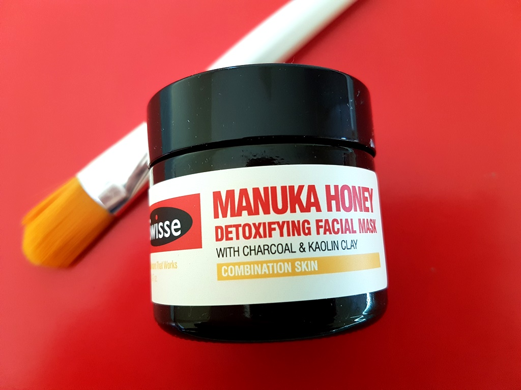Swisse Manuka Honey Mask
