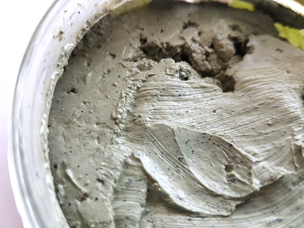 Neem Clay Mask detail