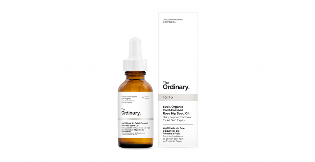 The Ordinary Organic Cold-Pressed Rose Hip Seed Oil