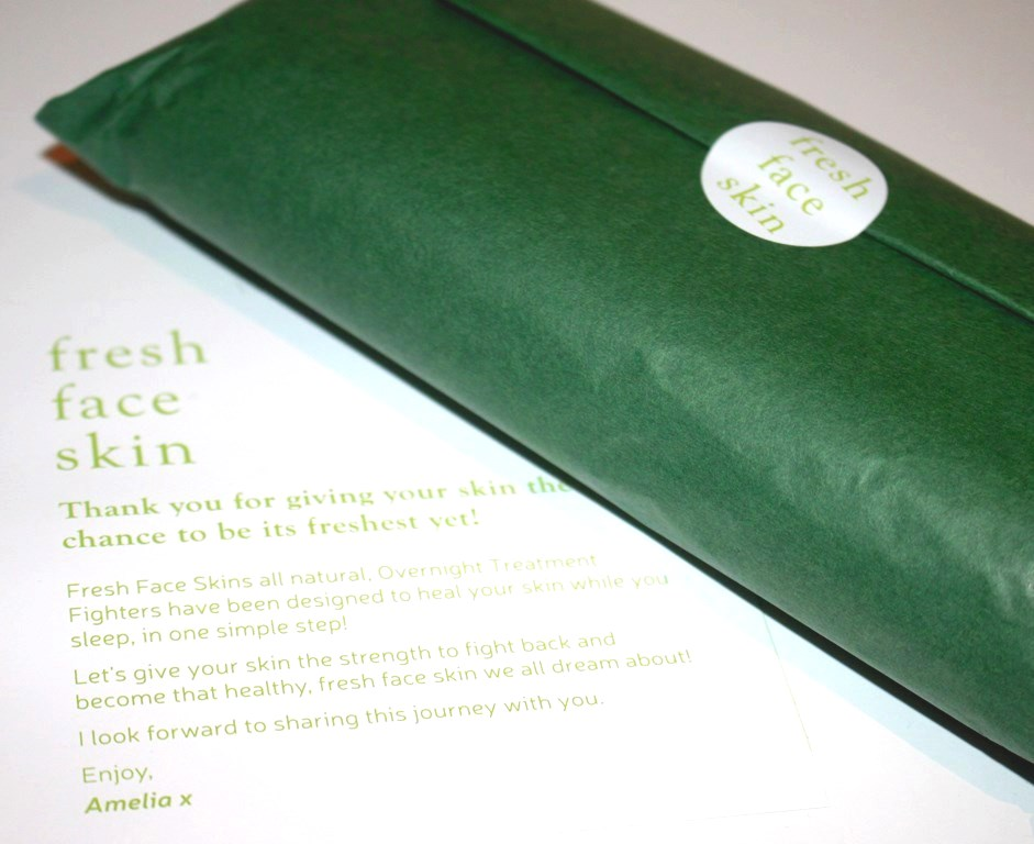 Fresh Face Skin Gift Wrapping
