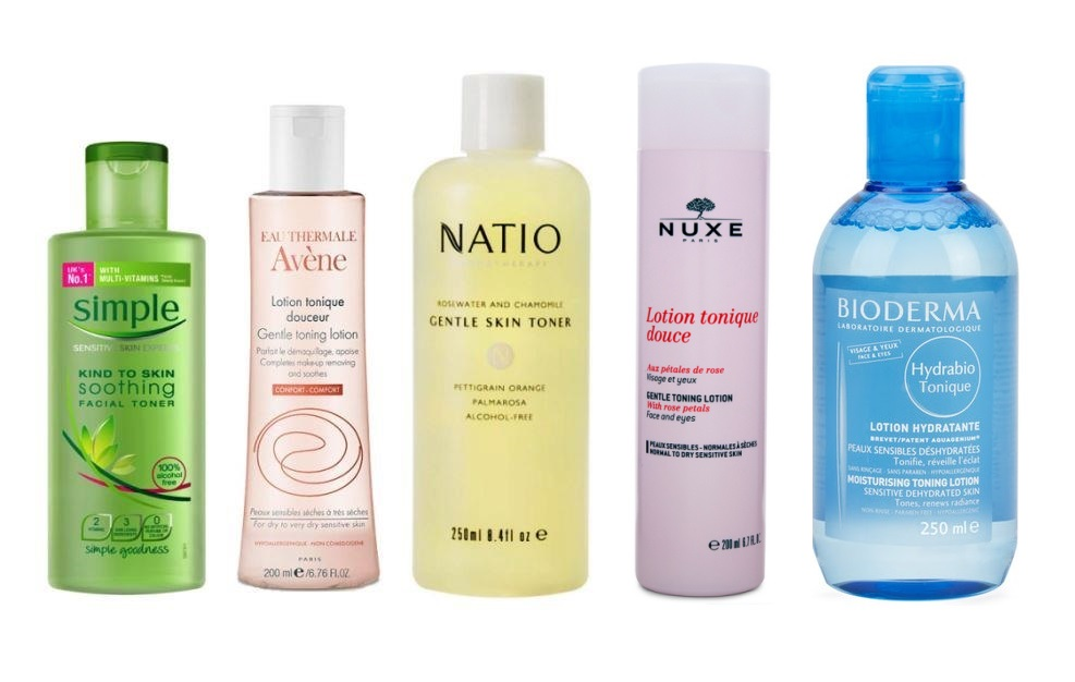 Hydrating Toners