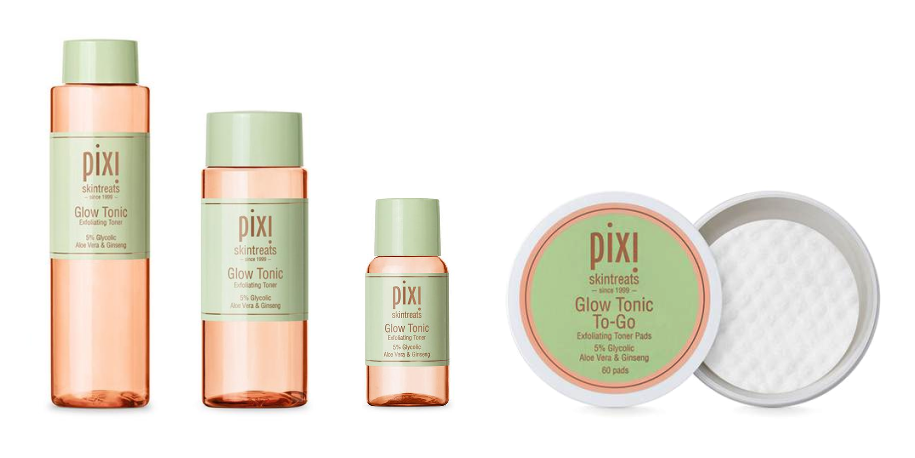 Pixi Glow Tonic Available Sizes