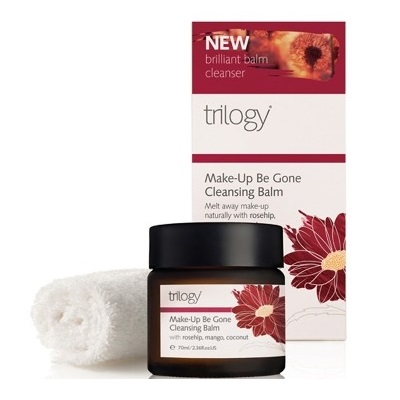 Trilogy Cleansing Balm pack