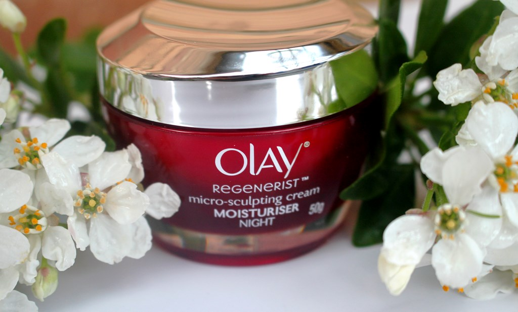 Olay Regenerist Micro-Sculpting Night Cream