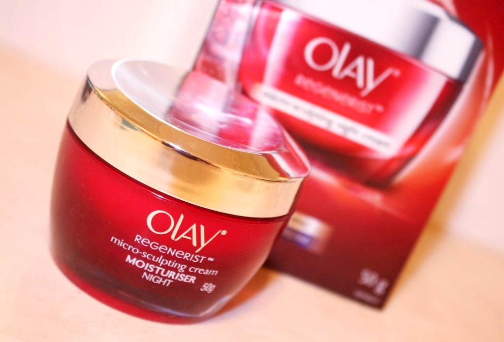 Olay Regenerist Night Cream with Original Box