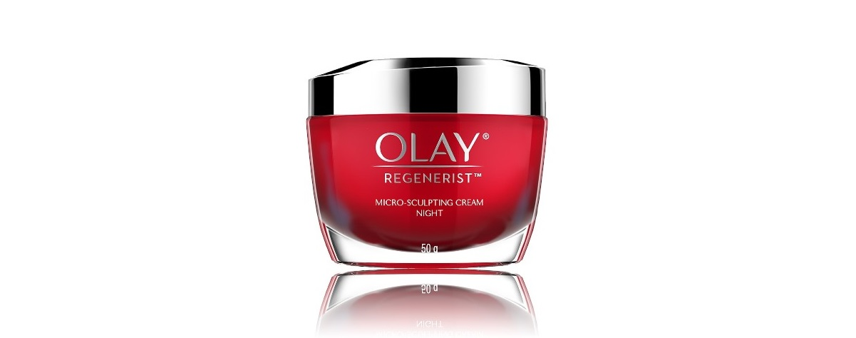 Olay Regenerist Micro-Sculpting Night Moisturiser