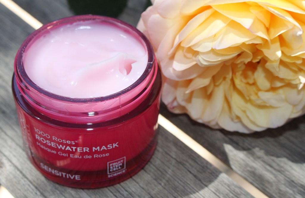 Andalou Naturals Rosewater Mask
