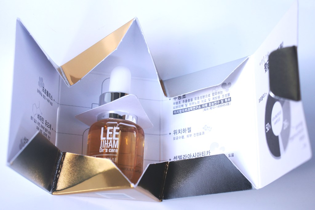 LJH Vita Propolis Ampoule packaging