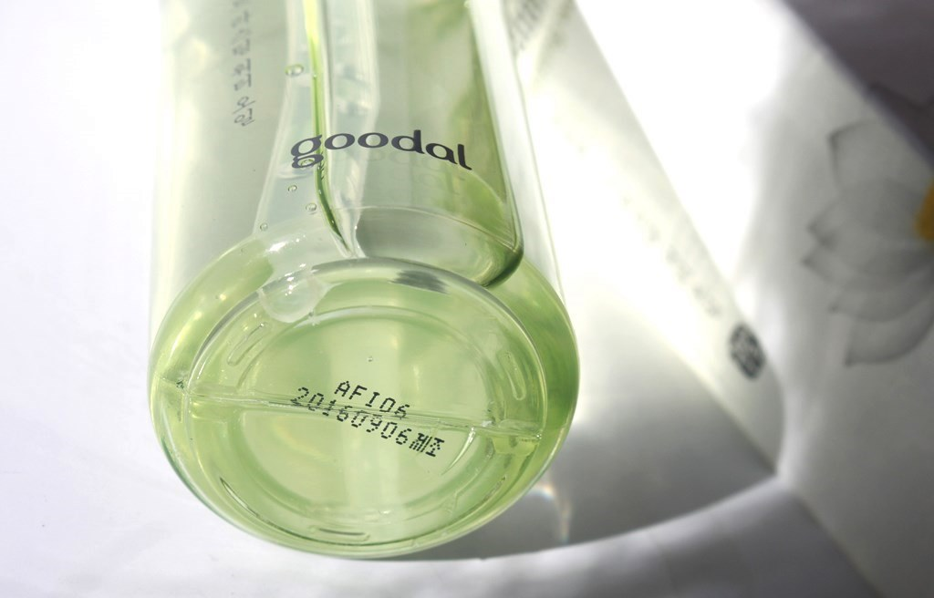 Goodal Waterest Lasting Water Oil manufacturing date
