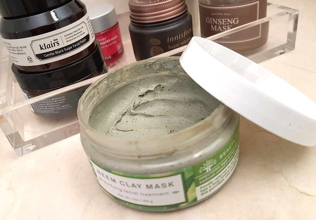 Neem Clay Mask Rotation