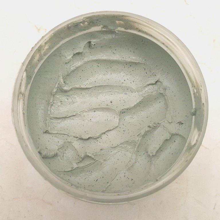 Neem Clay Mask Texture