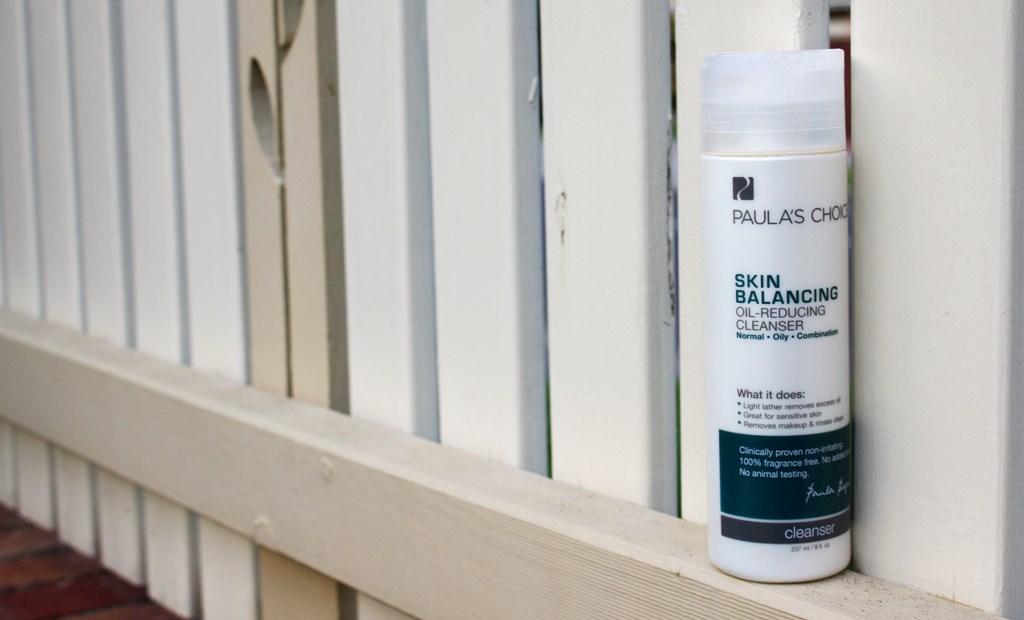 Paula's Choice Skin Balancing Oil Reducing Cleanser