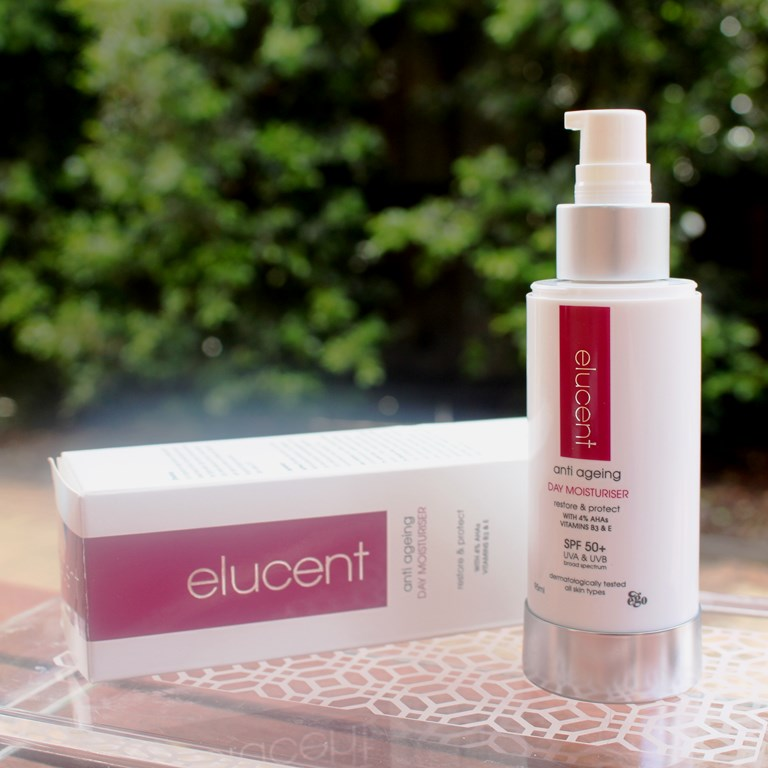 Elucent Anti-Ageing Day Moisturiser