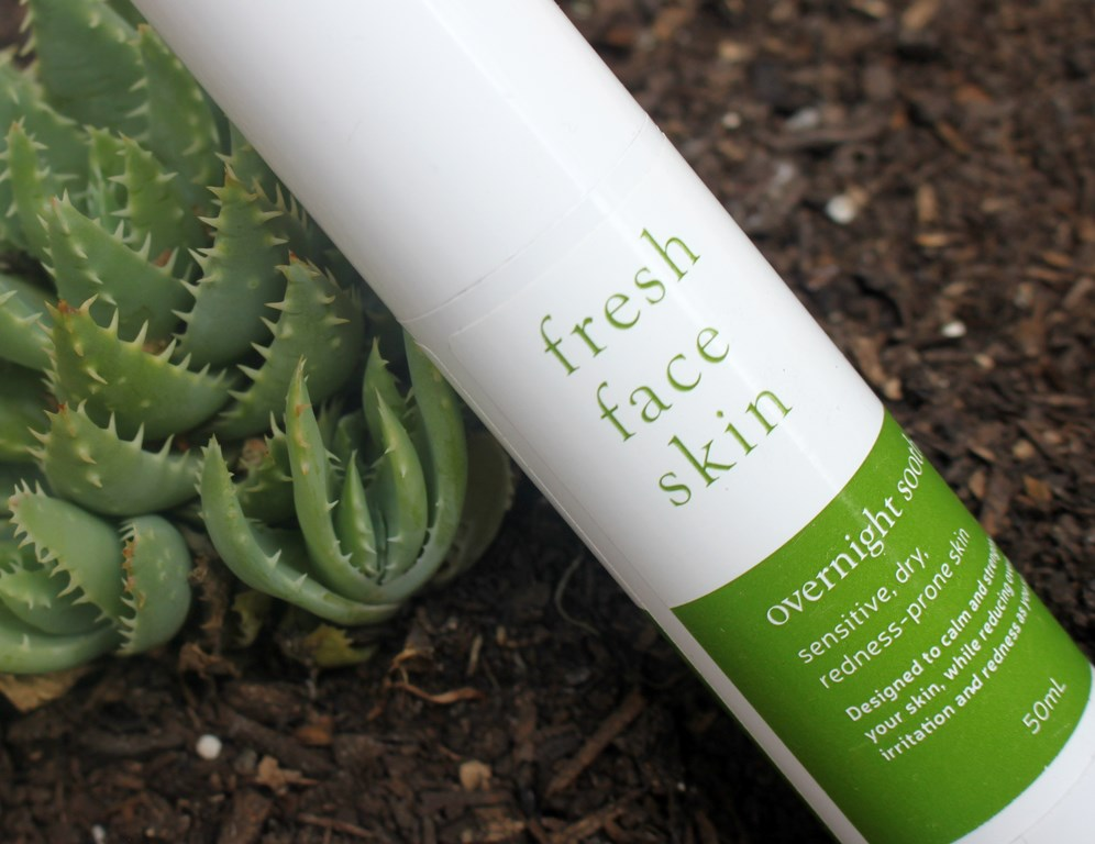 Fresh Face Skin Overnight Soother