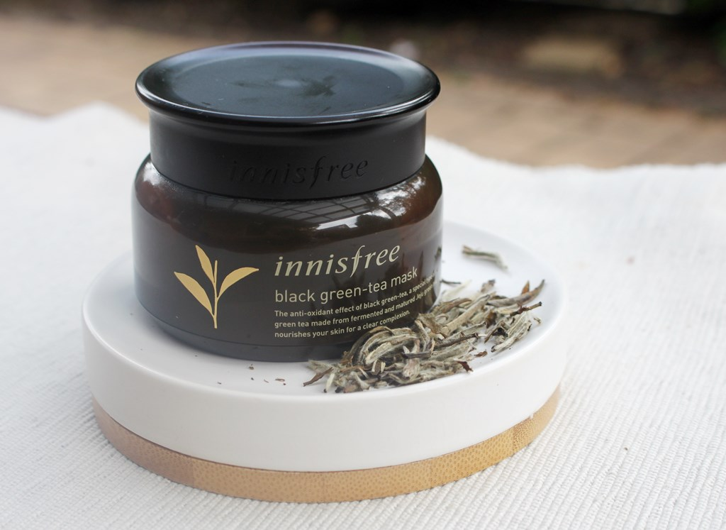 Innisfree Black Green-Tea Mask