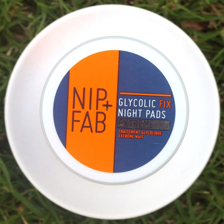 Nip+Fab Glycolic Fix Night Pads (Extreme)