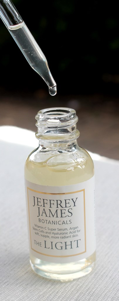 Jeffrey James Botanicals The Light