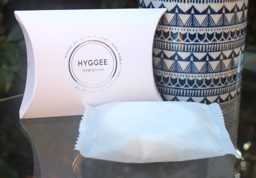 HYGGEE All-In-One H2 Soap Packaging