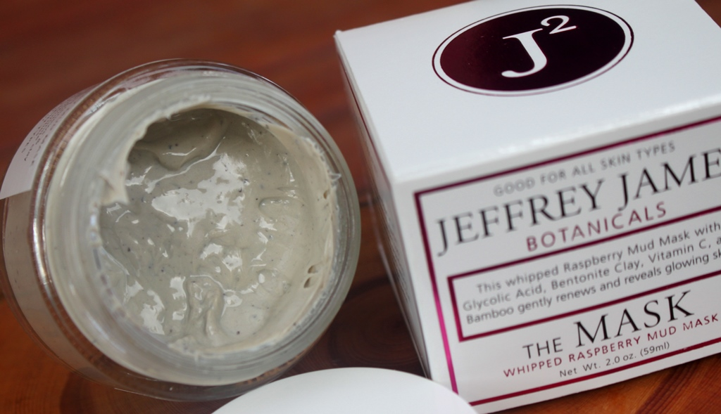 Jeffrey James Botanicals The Mask