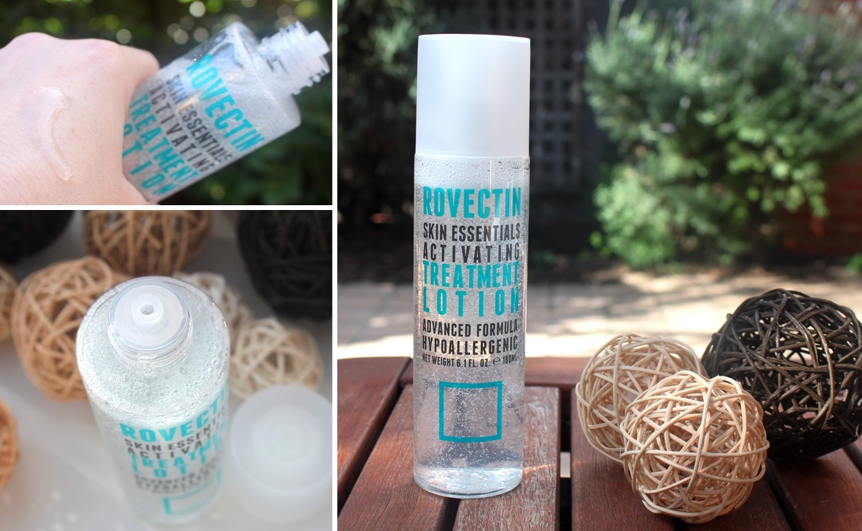 Style Korean Rovectin Set - Activating Treatment Lotion