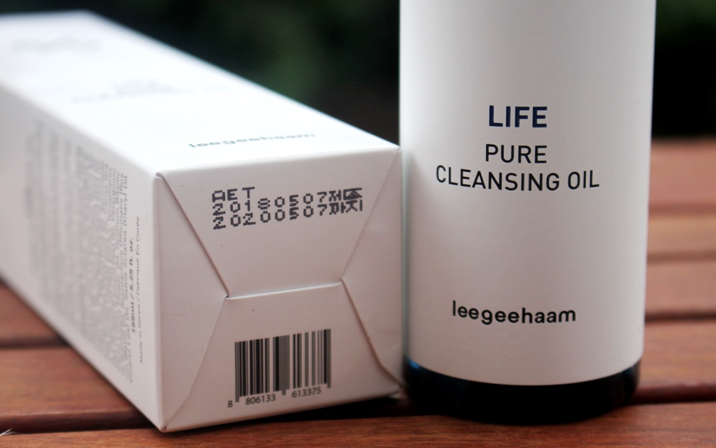 Dr. Ceuracle Life Pure Cleansing Oil