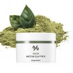 Leegeehaam Matcha Clay Pack