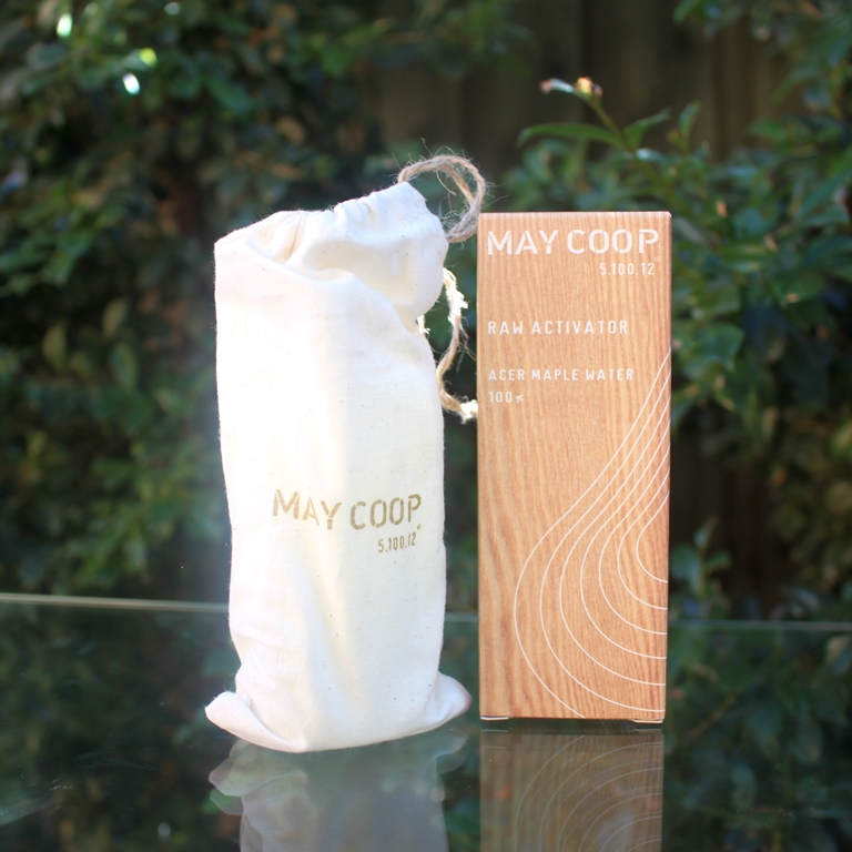 May Coop Raw Activator Packaging