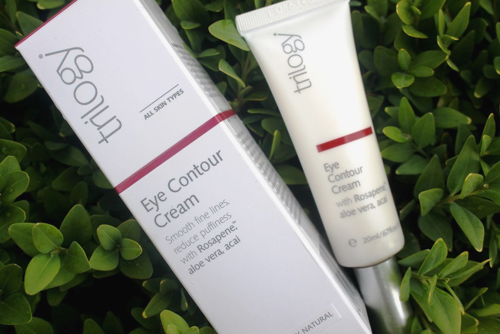 Trilogy Eye Contour Cream Packaging