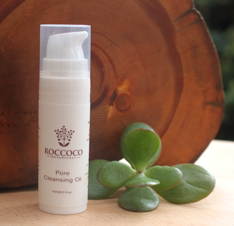 Roccoco Botanicals Pore Cleansing Oil