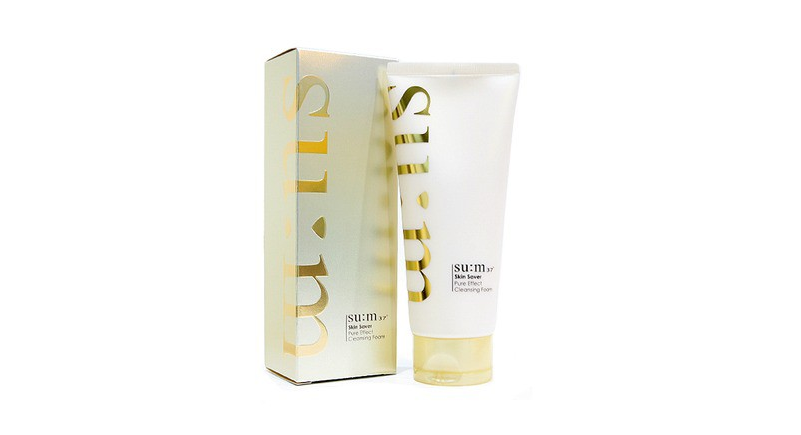 Su:m37 Skin Saver Pure Effect Foam Cleanser