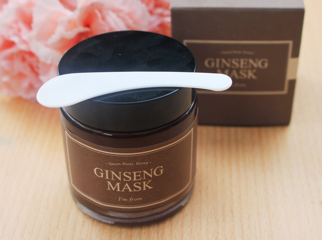 I'm from Ginseng Mask Packaging
