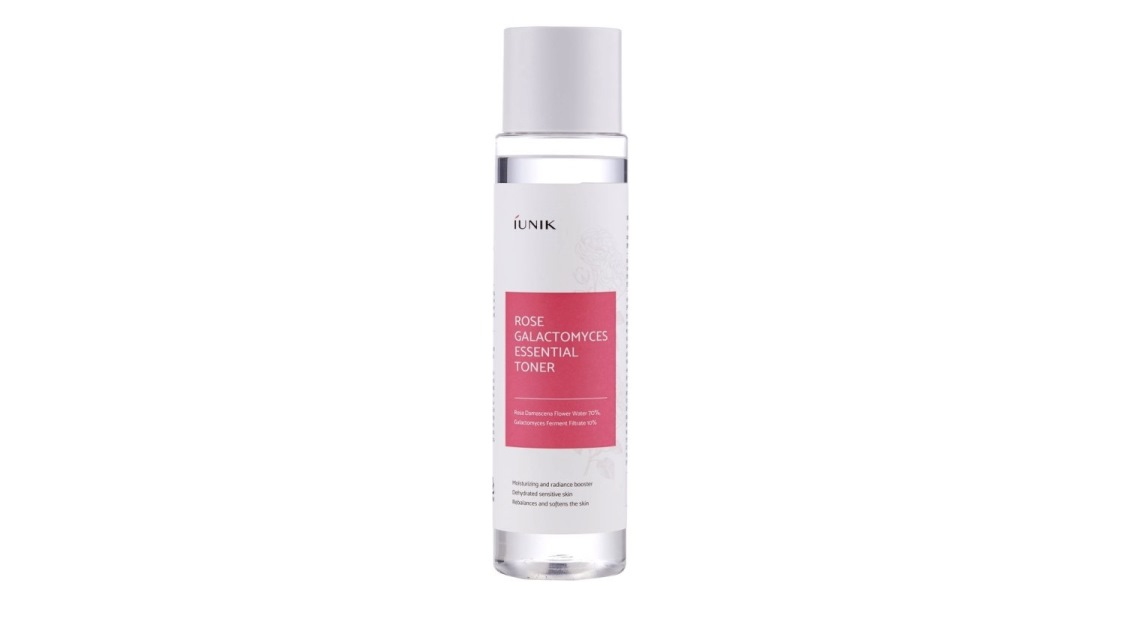 iUNIK Rose Galactomyces Essential Toner