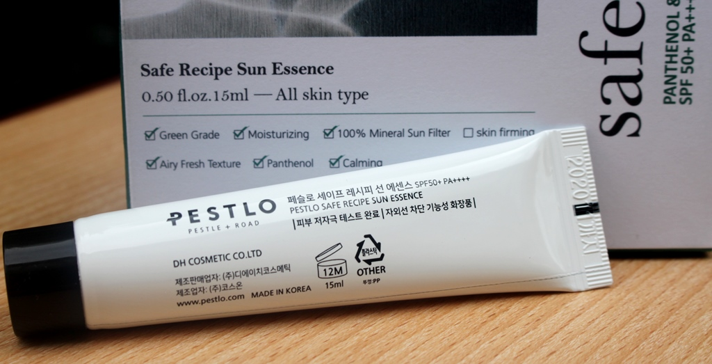 Pestlo Safe Recipe Sun Essence Expiry