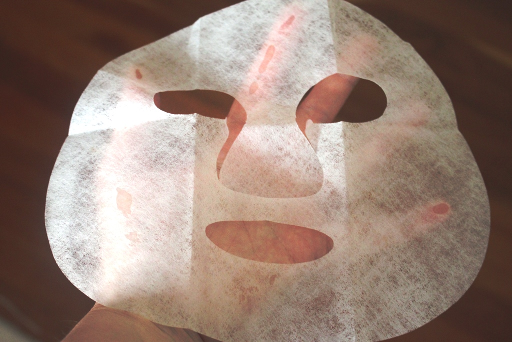 The Silk Crystal Total Lifting Mask Protective Layer