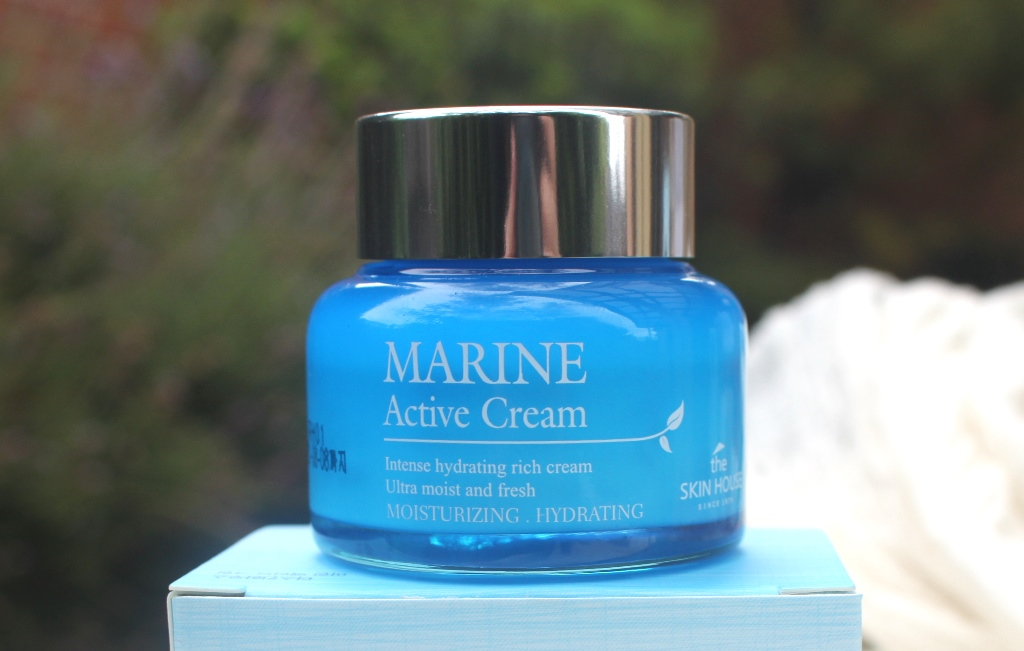 The Skin House Marine Active Cream