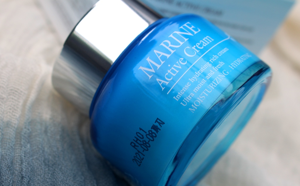 The Skin House Marine Active Cream Expiry