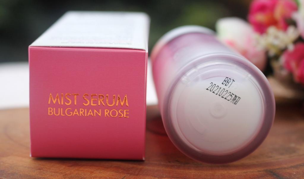 Heimish Bulgarian Rosewater Mist Serum Expiry