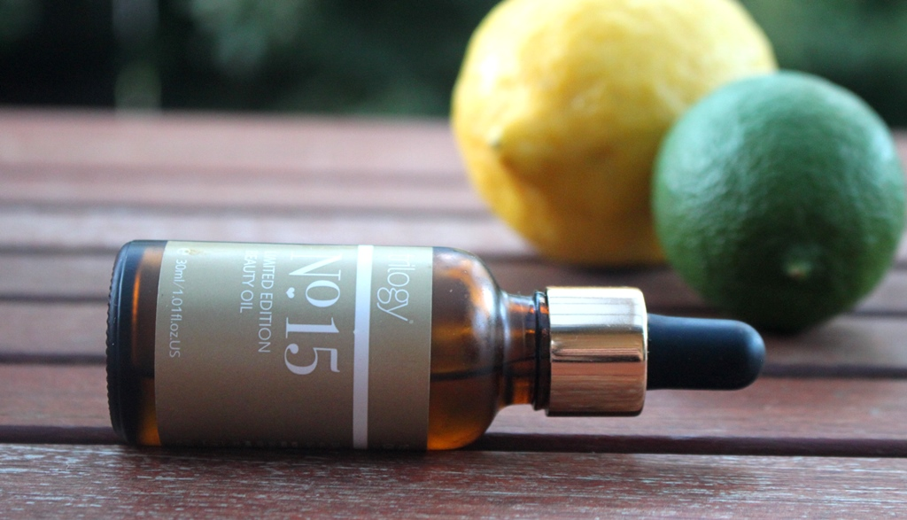 Trilogy No 15 Beauty Oil