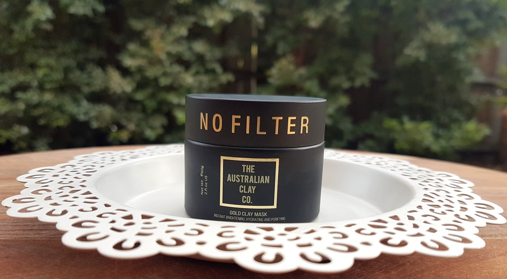 Australian Clay Co. No Filter Gold Clay Mask
