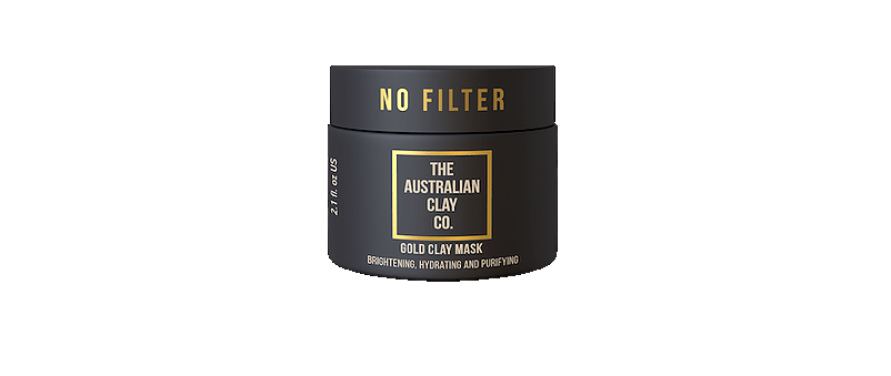 Australian Clay Co No Filter Gold Clay Mask
