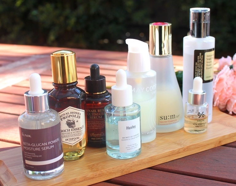 Essence, Serum and Ampoule