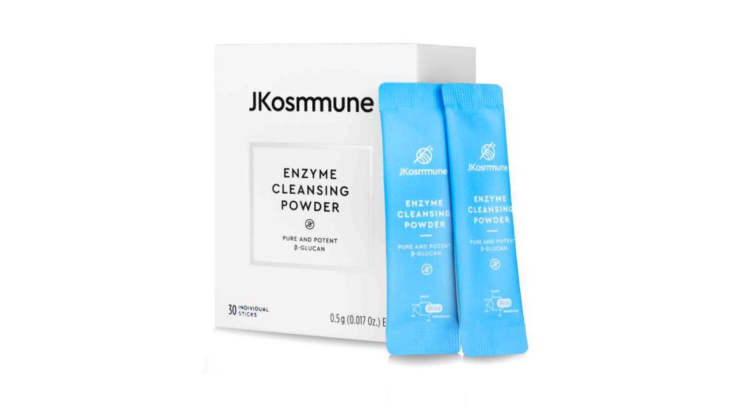 JKosmmune Enzyme Cleansing Powder