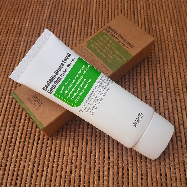 Purito Centella Green Level Safe Sun SPF 50+ PA++++⁣⁣