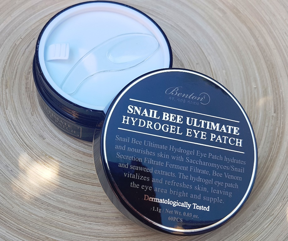 Benton Snail Bee Ultimate Hydrogel Eye Patch Packaging
