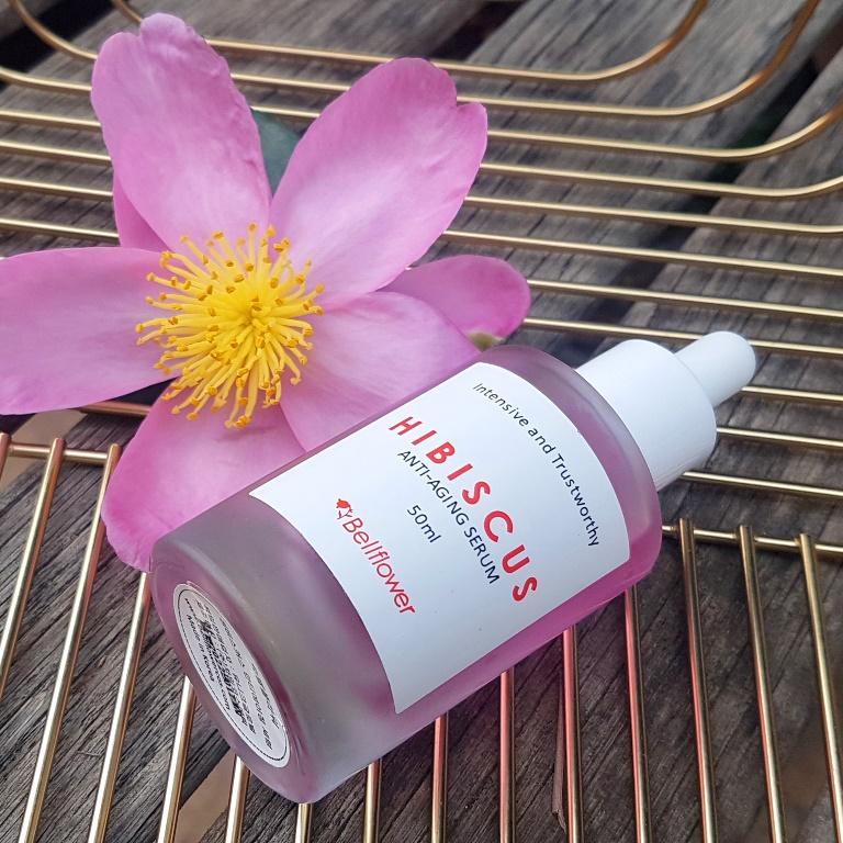 Bellflower Hibiscus Anti-Aging Serum