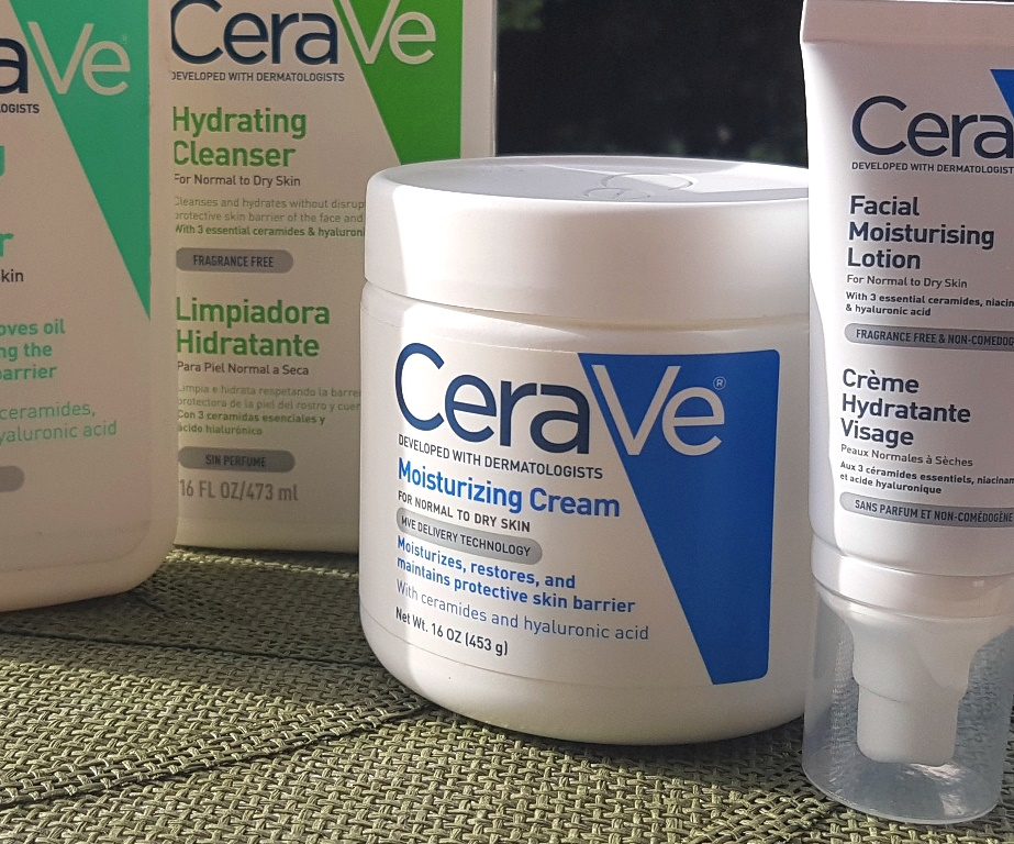 CeraVe Product Packaging