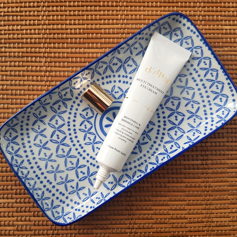 d'Alba White Truffle Multi Treatment Eye Cream