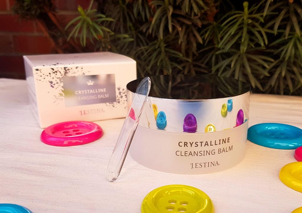 J.Estina Crystalline Cleansing Balm Presentation